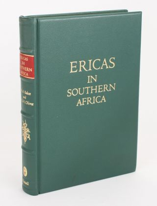 Ericas in Southern Africa. With Paintings by Irma von Below, Fay Anderson and others. H. A....