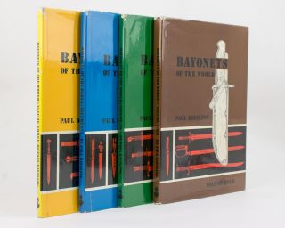 Bayonets of the World. Volume 1 [to] .. Volume 4 [all published]. Paul KIESLING