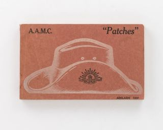 AAMC 'Patches'. Adelaide 1938 [cover title]. Australian Army Medical Corps AIF Interstate...