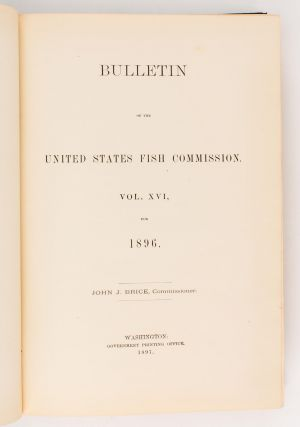 The Russian Fur Seal Islands. [Contained in] 'Bulletin of the United States Fish Commission',...