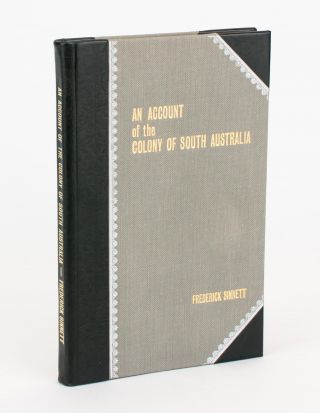 An Account of the Colony of South Australia prepared for Distribution at the International...