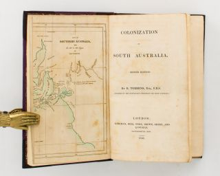 Colonization of South Australia. Robert TORRENS