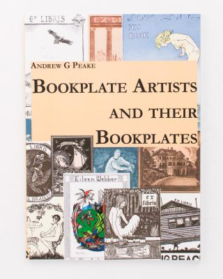 Bookplate Artists and their Bookplates. Bookplates, Andrew Guy PEAKE.