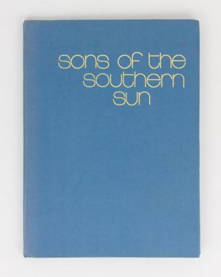 Sons of the Southern Sun. Nude Male Studies from the South Pacific. Ian A. HUXTON, photographer