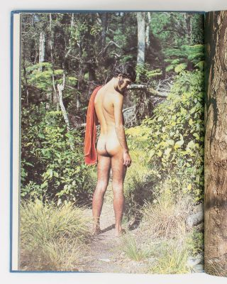 Sons of the Southern Sun. Nude Male Studies from the South Pacific