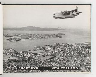 A complete set of 15 Air View booklets covering the whole of New Zealand: Northland; Auckland;...