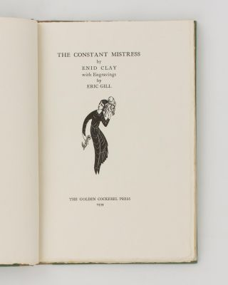 The Constant Mistress [Poems]