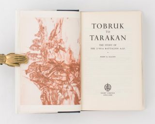 Tobruk to Tarakan. The Story of the 2/48th Battalion AIF