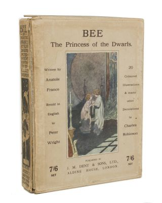 Bee. The Princess of the Dwarfs. Retold in English by Peter Wright & illustrated by Charles...