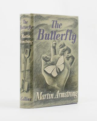 The Butterfly. A Novel. Martin ARMSTRONG