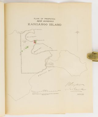 Proposed New Hundred and Agricultural Area [in Portion of Kangaroo Island]