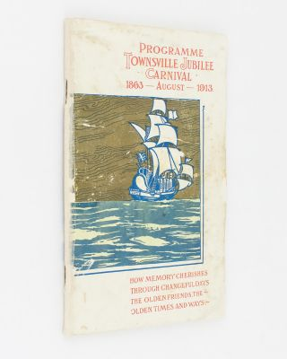 Souvenir Programme of the Grand Jubilee Carnival held in Commemoration of the Fiftieth...