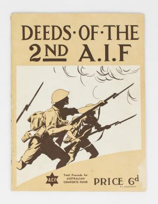 Deeds of the 2nd AIF