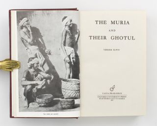 The Muria and their Ghotul