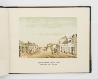 14 Views of Old Adelaide from Sketches in 1840-1849 by S.T. Gill, F.R. Nixon, S. Calvert and O. Korn
