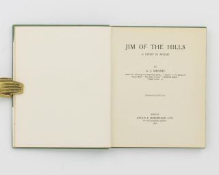 Jim of the Hills. A Story in Rhyme