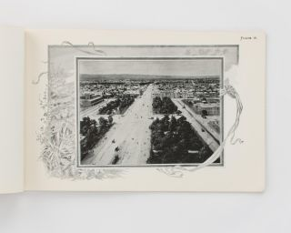 Photo Glimpses of Adelaide, South Australia.. Illustrated by Ernest Gall [cover title]