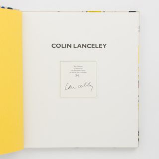 Colin Lanceley. With an Introduction by Robert Hughes and Interview by William Wright