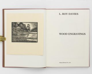 L. Roy Davies. Wood Engravings
