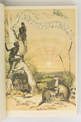 South Australia Illustrated. George French ANGAS