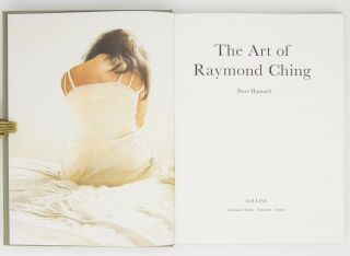 The Art of Raymond Ching. [Paintings and Drawings, 1972-1979 (cover subtitle)]