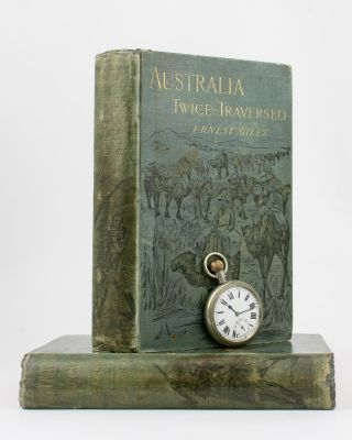 Australia Twice Traversed. The Romance of Exploration, being a Narrative compiled from the...