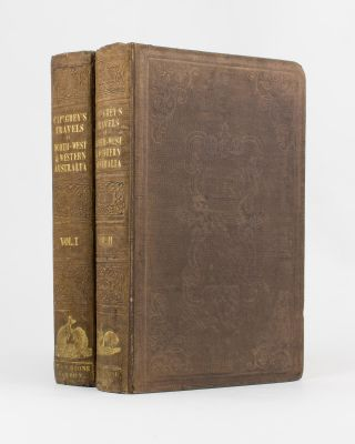 Journals of Two Expeditions of Discovery in North-West and Western Australia, during the years...