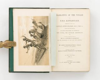 Narrative of the Voyage of HMS 'Rattlesnake', commanded by the late Captain Owen Stanley ... during the years 1846-1850. Including Discoveries and Surveys in New Guinea, the Louisiade Archipelago, etc. to which is added the Account of Mr E.B. Kennedy's Expedition for the Exploration of the Cape York Peninsula