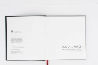 Out of Silence. Marcel Marceau. Realisation: Andreas Dalman and Elizabeth Cameron Dalman. French Translation by Anne Prost