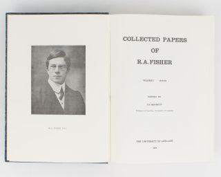 The Collected Papers of R.A. Fisher. Edited by J.H. Bennett
