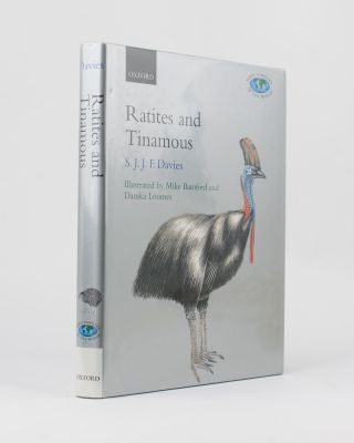 Bird Families of the World. Ratites and Tinamous. Tinamidae, Rheidae, Dromaiidae, Casuariidae,...