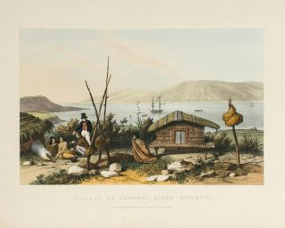 Sketches illustrative of the Native Inhabitants and Islands of New Zealand from Original Drawings...