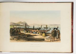 Sketches illustrative of the Native Inhabitants and Islands of New Zealand from Original Drawings by Augustus Earle, Esq., Draughtsman of HMS 'Beagle'