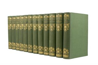 The Winchester Edition of the Works of Jane Austen [in twelve volumes]
