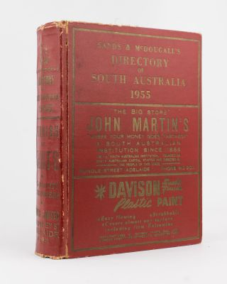 Sands & McDougall's Directory of South Australia 1955