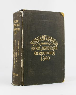 Sands & McDougall's (Limited) South Australian Directory for 1890, with which is incorporated...
