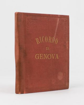 Ricordo di Genova [cover title]