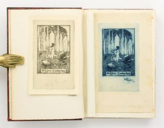 Pictorial Book-plates. Their Origin, and Use in Australia