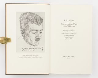 Correspondence with Henry Williamson. Edited by Peter Wilson