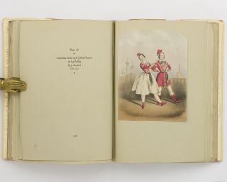 The Romantic Ballet in Lithographs of the Time