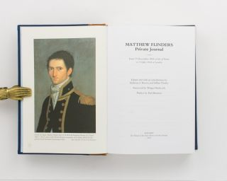 Private Journal. From 17 December 1803 at Isle of France to 10 July 1814 at London