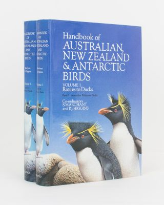 Handbook of Australian, New Zealand and Antarctic Birds. Volume 1 [in two books]: Ratites to...