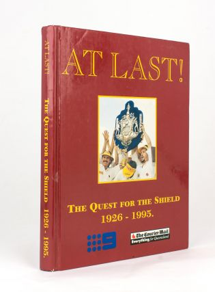 At Last! The Quest for the Shield, 1926-1995. Cricket