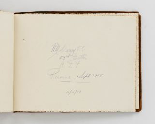 Dinner offered by Mr Hugh ... McIntosh to Heroes of the AIF on whom His Majesty the King conferred the Victoria Cross for Valour. Hotel Australia on the night of Armistice Day, November 11th, 1919 ['For Valour' (cover title)]