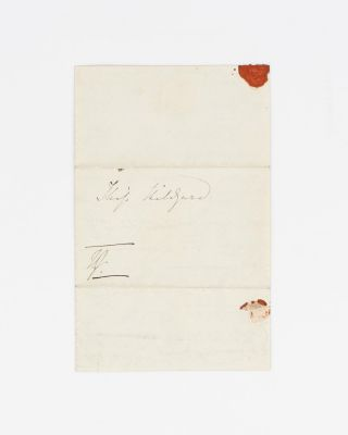 A collection of five autograph letters signed by Queen Victoria ('VR') to Miss Sarah Anne Hildyard, governess to the royal children and a confidante of the Queen