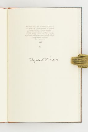 Occasions of Birds and other Poems