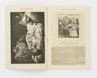 The Illustrated Sydney News. Number 3, Volume XXII. Saturday, March 14, 1885 [a miniature commemorative issue]