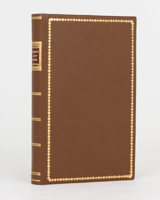 The Bligh Notebook. 'Rough account - Lieutenant Wm Bligh's voyage in the Bounty's Launch from the ship to Tofua & from thence to Timor.' 28 April to 14 June 1789. With a Draft List of the Bounty Mutineers. Facsimile edition in two volumes. Edited by John Bach ... Volume 1: The Facsimile. Volume 2: The Transcription