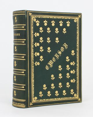 Works of Ralph Waldo Emerson. Complete Edition. Prose and Poetry. Binding, Ralph Waldo EMERSON