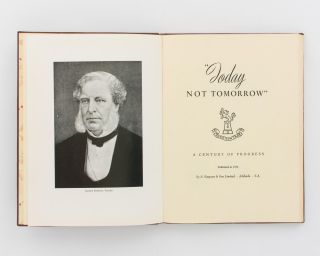 'Today Not Tomorrow'. A Century of Progress. [A. Simpson & Son Limited]. Trade History